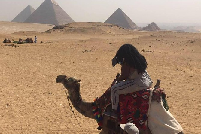 Camel or horse riding at the Pyramids from Cairo photo 7