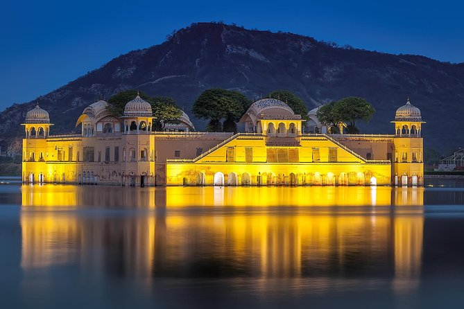 Private Full-Day Jaipur (Pink City) Tour from Delhi