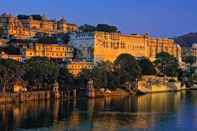 Private Jaipur (Pink City) Full-Day Tour - All Inclusive