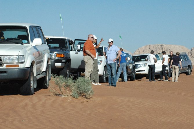 Desert 4x4 Safari, Complimentary ATV ride, Camel Ride, BBQ Dinner & Live Shows