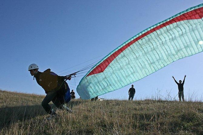 Tandem Paragliding In Gudauri