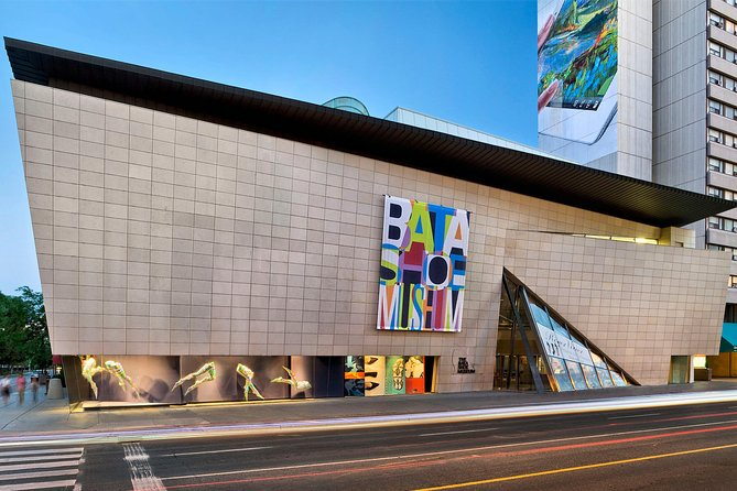 Skip the Line: Bata Shoe Museum Admission Ticket