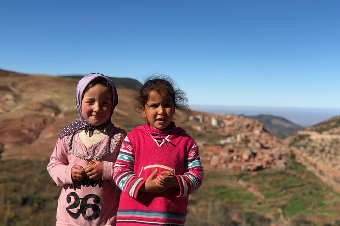Atlas Mountains and 3 Valleys Guided Day Tour with Lunch