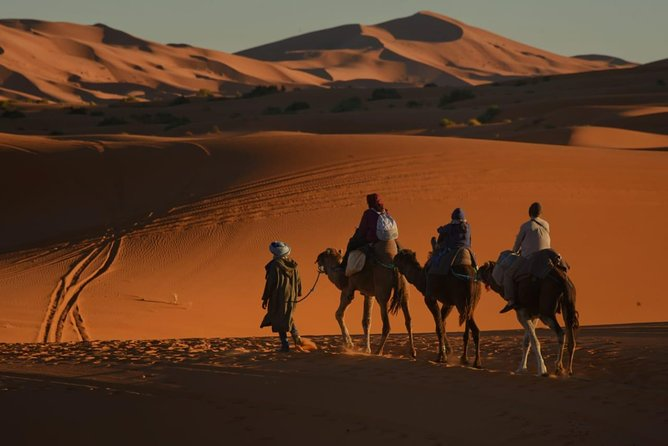 Private 2 Days Desert Tour from Fez with Camel ride and Overnight luxury Camp photo 1