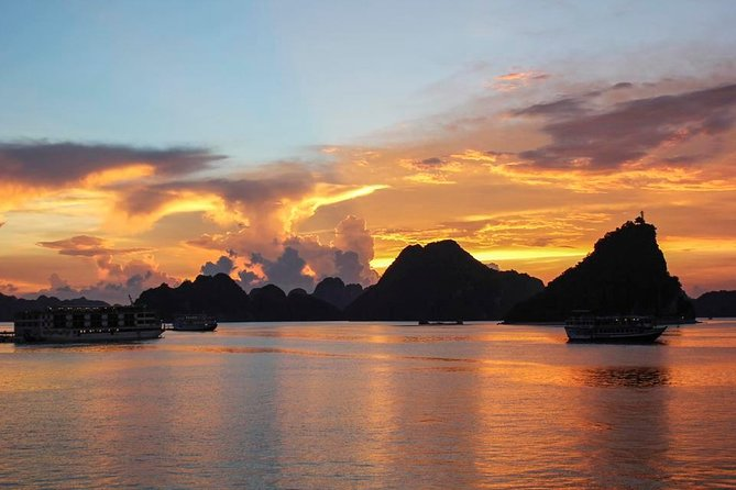 Book Unique Halong bay Day tour with Luxury Van from Hanoi