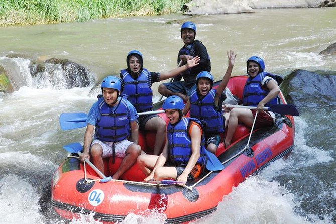 Bali Rafting Adventure with lunch