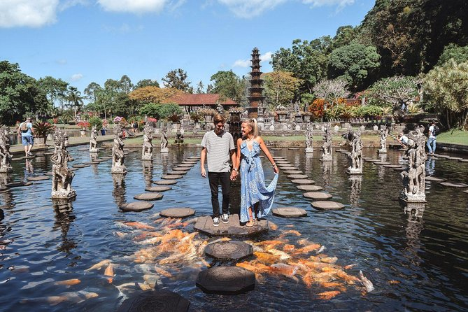 Bali Gate of Heaven - Ujung Water Palace - Tirta Gangga - Ticket All Inclusive