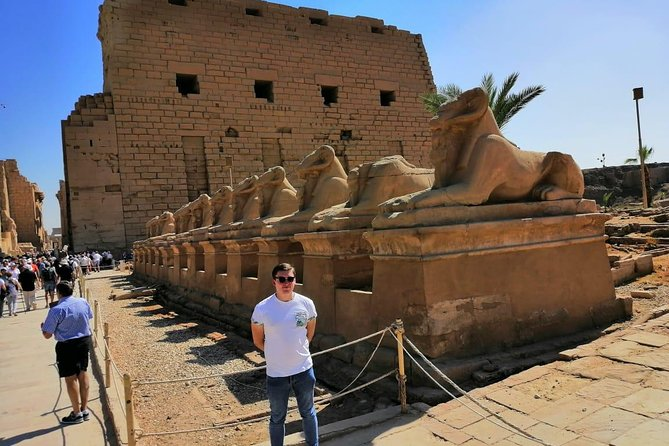 Full-Private Guided Day Tour to Luxor from Cairo by flight from Cairo or Giza hotels