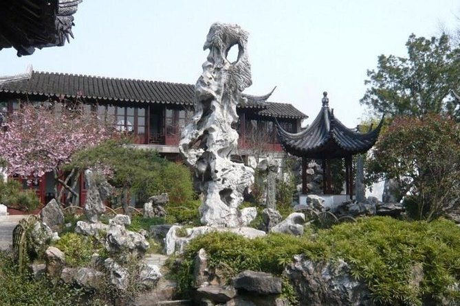 Private Day Trip: Suzhou Garden and Zhouzhuang Water Town from Shanghai