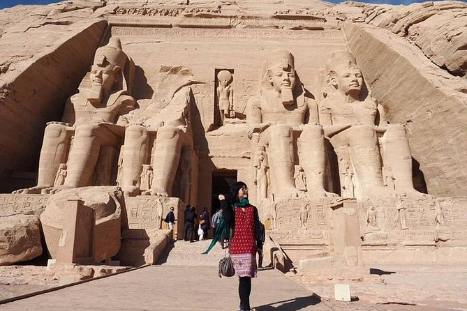 private day tour from Aswan or Nile cruise to Abu Simbel by private vehicle