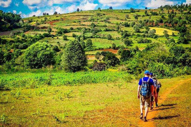 Trekking Kalaw to Inle