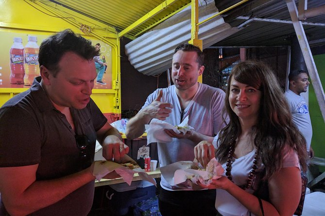 Trinidad Nighttime Food Tour