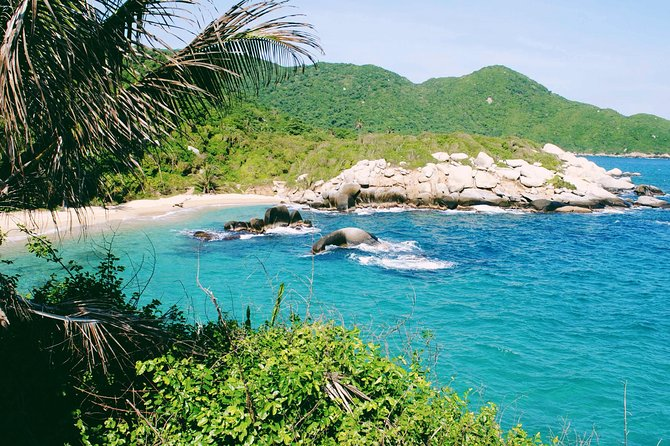 Parque Nacional Natural Tayrona Admission Ticket