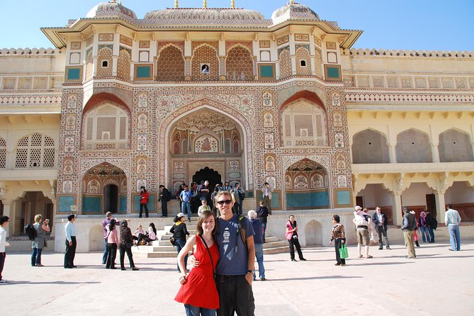 2 Days Jaipur and Agra Tour by Car - All Inclusive Tour From Jaipur