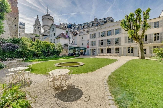 Montmartre Museum and Renoir Gardens admission ticket