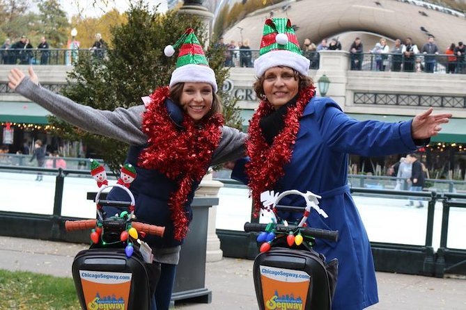 2-Hour Chicago Holiday Lights Segway Tour