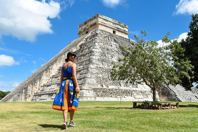 Chichen Itza, Cenote Ik Kil, and Coba Ruins Day Trip All Fees Included