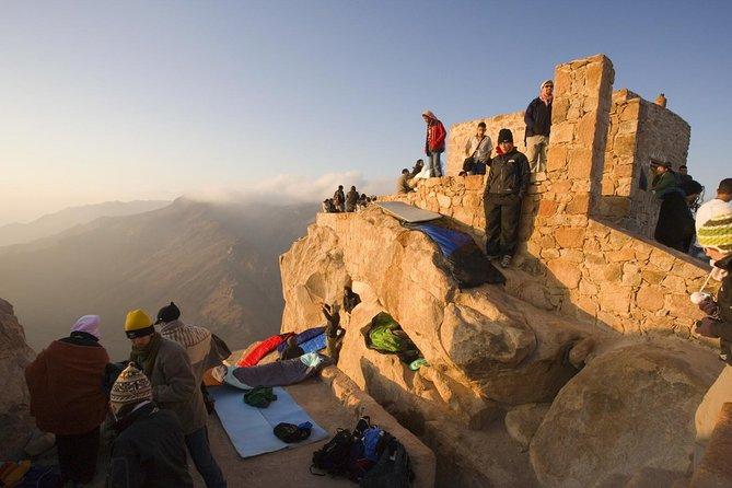 Excursión nocturna al Monte Sinaí y Santa Catalina desde Sharm