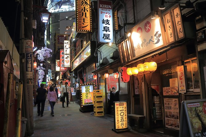 Electrifying Tokyo At Night With A Local Insider: Private & Personalized