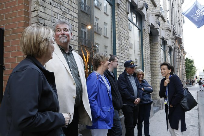 Private Guided Quebec City Walking Tour