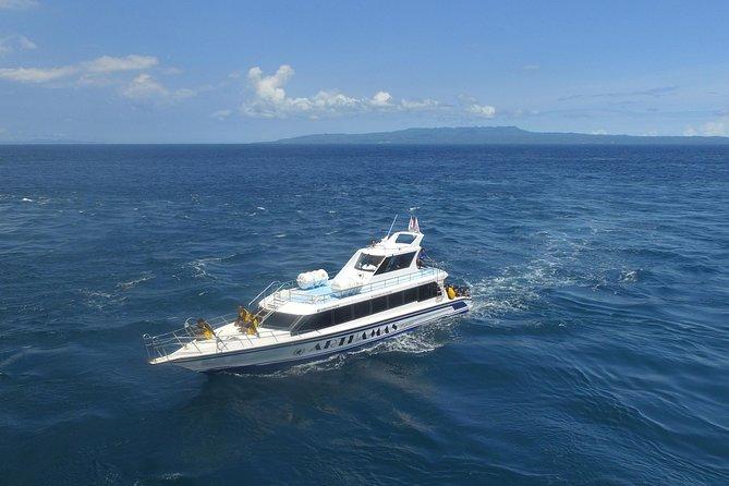 Ticket Fastboat to Nusa Lembongan Bali