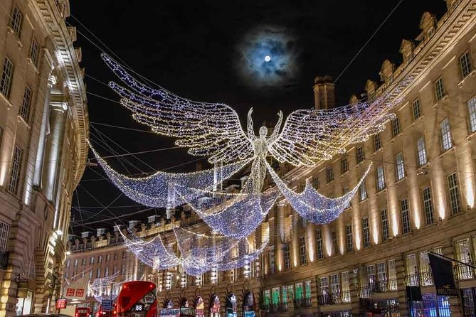 Christmas Lights in London - Private Night Photography Tour