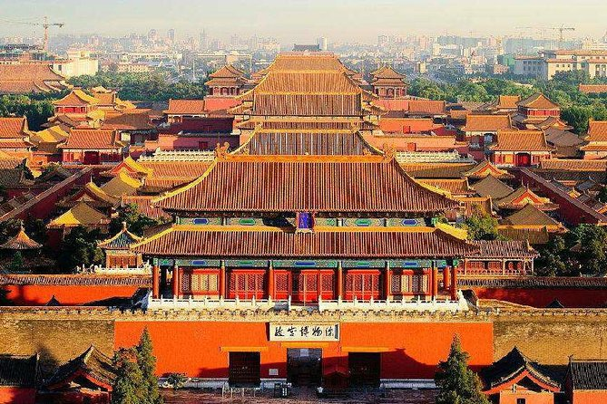 Beijing Layover Tour to Tiananmen Square and Forbidden City