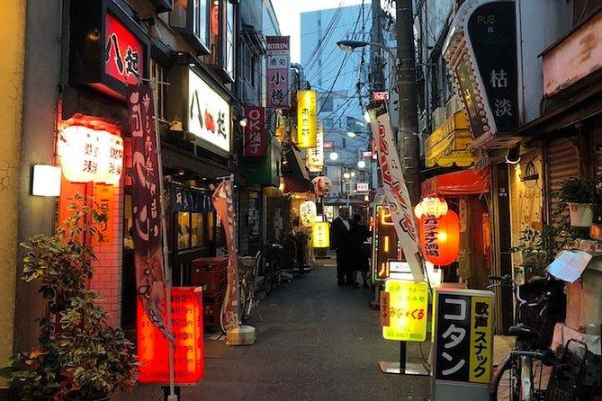 Private Tokyo Food Tour - Retro Akabane Izakaya Experience