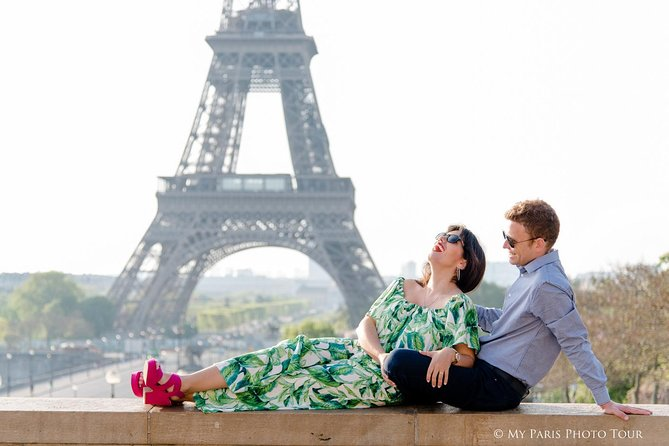 Eiffel Tower & Parisian Life Style Photo Shooting with a Local Photographer
