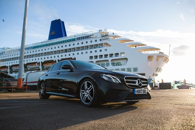 Arrive & Depart in Style - Luxury Private Transfer - Southampton to London