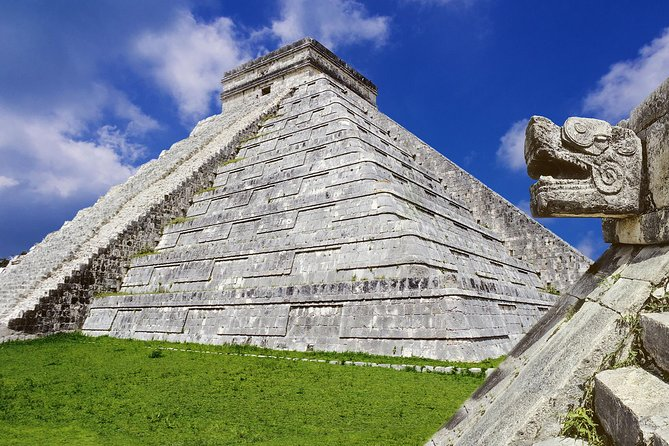 Chichen Itza, Cenote Hubiku and Ek Balam Day Tour All Fees Included