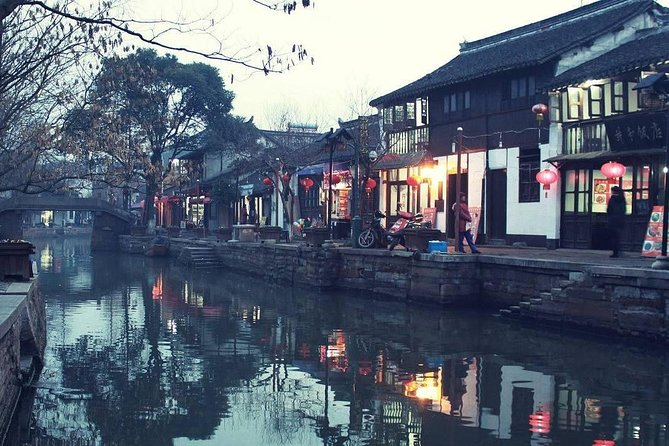 Half Day Private Tour to Zhujiajiao Water Town with Boat Ride from Shanghai, Shanghai, CHINA