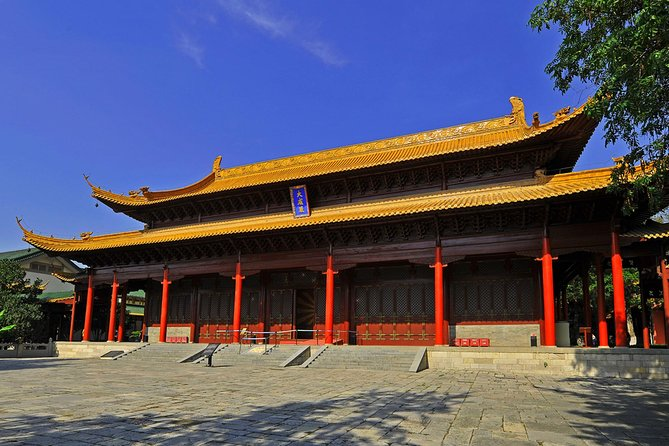 Nanjing City Highlights Tour including Confucius Temple with Lunch photo 7