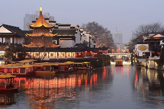 Nanjing City Highlights Tour including Confucius Temple with Lunch photo 9