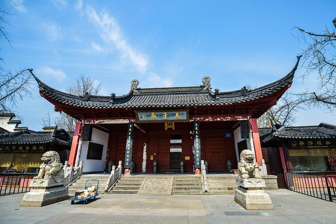 Nanjing City Highlights Tour including Confucius Temple with Lunch