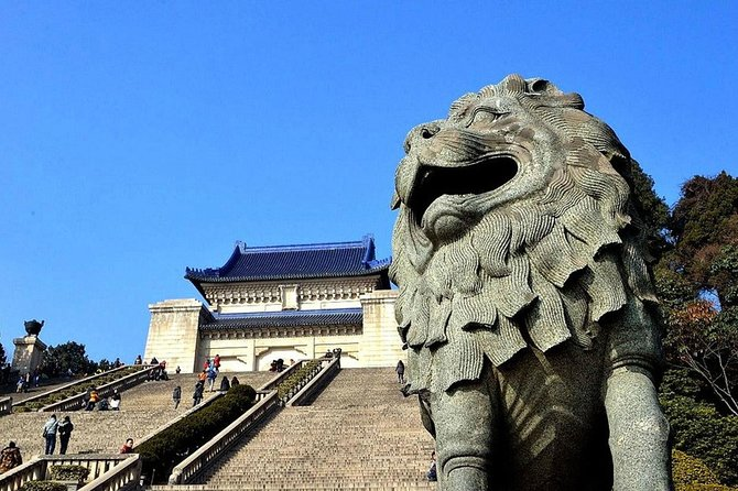 Nanjing City Highlights Tour including Confucius Temple with Lunch photo 8