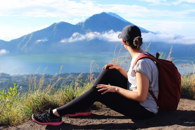 Highlights Mt. Batur and Natural Hot Spring Private Tours