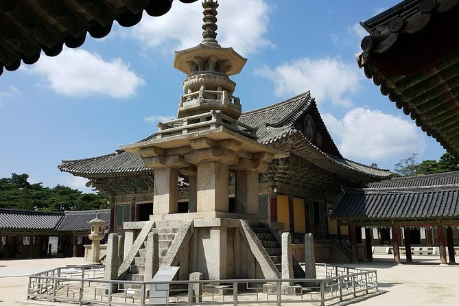 From Busan : Private Van Hop-on Hop-off Daytrip to Gyeongju UNESCO sites