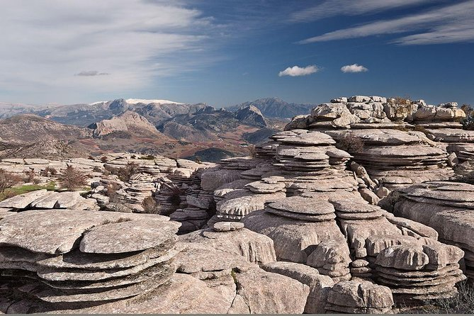 Private Hiking Tour to El Torcal from Marbella or Malaga