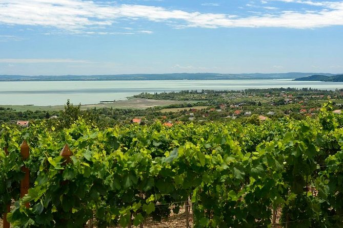 Private tour from Budapest to a top hidden treasure region of Europe: Lake Balaton