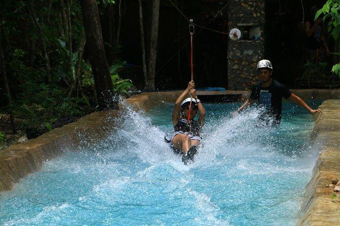 Selvatica Adventure Park ATV and Ziplines in Riviera Maya