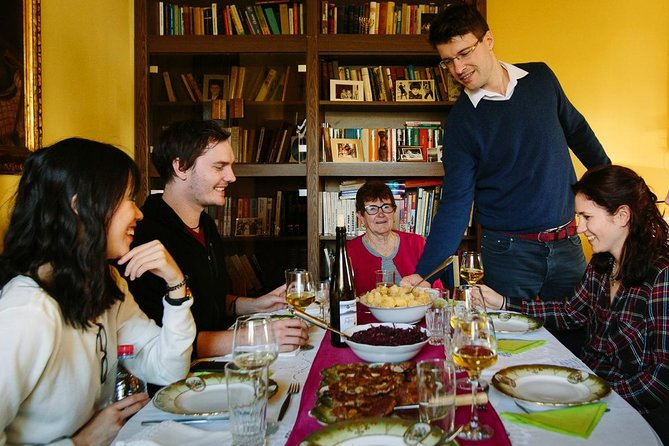 Guided Food tour in Budapest: Hungarian lunch/dinner with locals in their home