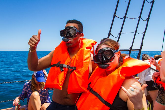Treasure Hunt Snorkeling Lunch Cruise Cabo San Lucas