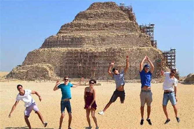 Private Day tour of Dahshur, Memphis, and Saqqara from Cairo
