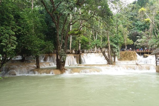 Half day jungle trek local ethnic village,Tad sae water fall (No meal)