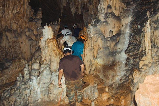 Crystal Cave and Blue Hole National Park Day Trip from San Ignacio
