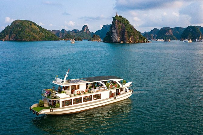 Halong Bay Luxury One Day With Wonder Bay Cruise