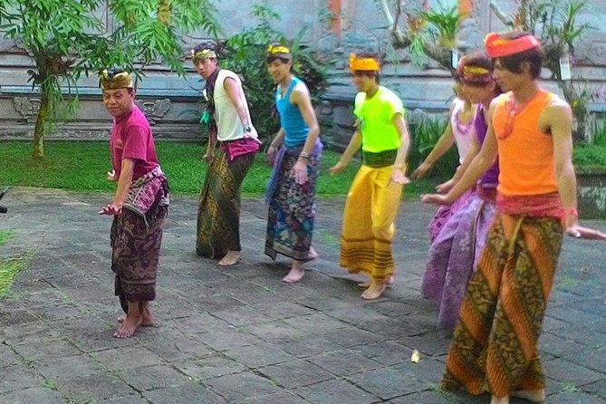Royal Palace Balinese Dance & Tanah Lot Sunset