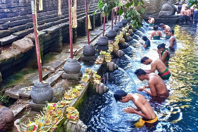 Ubud Day Tours Visiting Most Popular Attraction