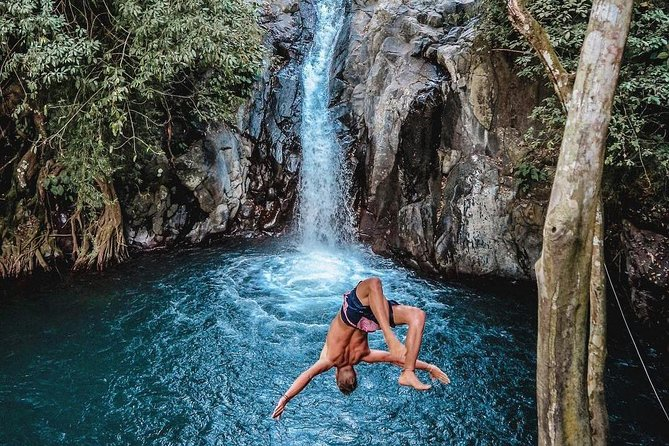 Private Bali Tour: Waterfalls Adventure and Wanagiri Swing